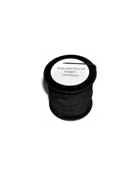 Rotolo da 100m di corda in Kevlar Spiderbeam (1mm)